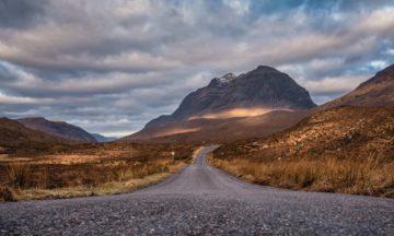 Enjoy Motorhomes-Rv-Campervans on the open road in Scotland