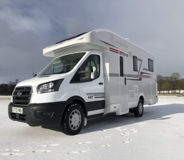 Motorhome Rental & Hire Scotland