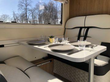 dining-area-campervan-rental-scotland