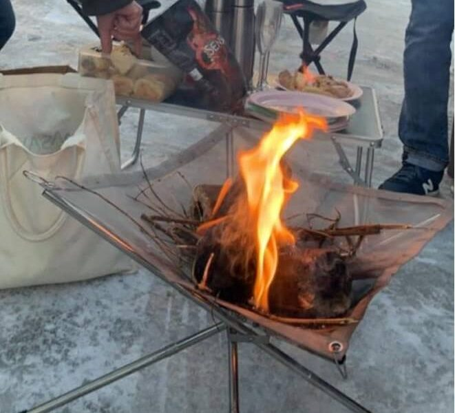 fire-pit-rent-with-campervan-hire-scotland