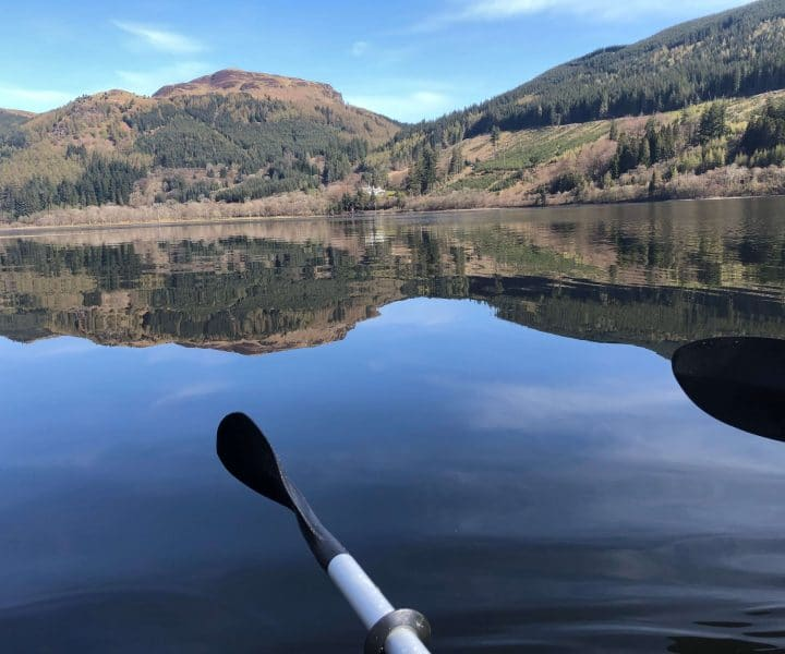 Beautiful-loch-lubnaig-kayak-and-campervan-hire-scotland