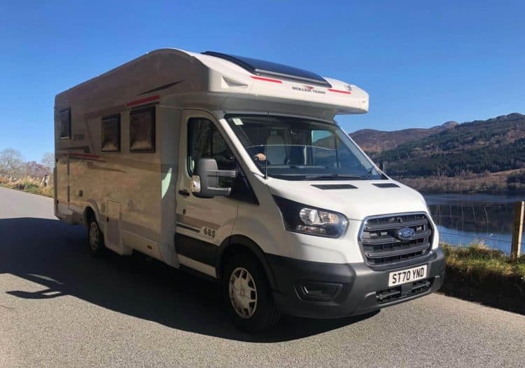 loch-tummel-motorhome-hire-holiday-scotland