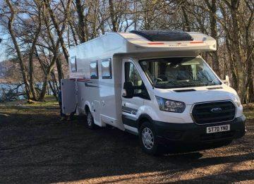campervan-hire-scotland-wild-camping-loch-rannoch
