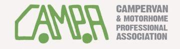 campa logo scotland campervan hire
