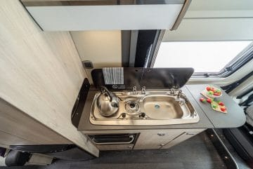 well-equipped-kitchen-campervan-hire-scotland