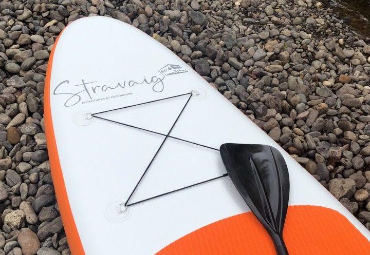 Paddle-Board-Hire-Campervan-Hire-Scotland
