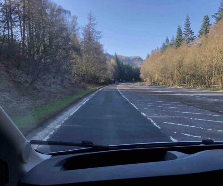 driving-scotland-in - a motorhome-rental