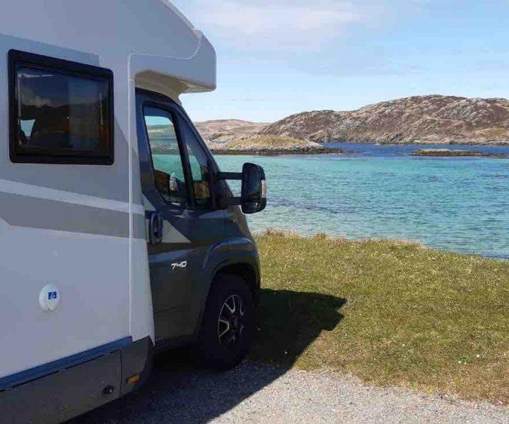 stunning-beaches-NC500-motorhome-hire