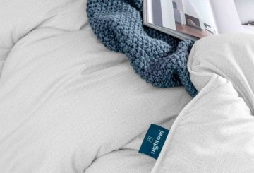 campervan-hire-scotland-bedding-night-owl